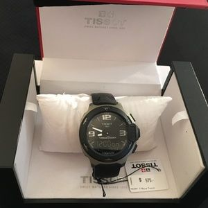 Tissot T-Race Touch Aluminum Mens Watch
